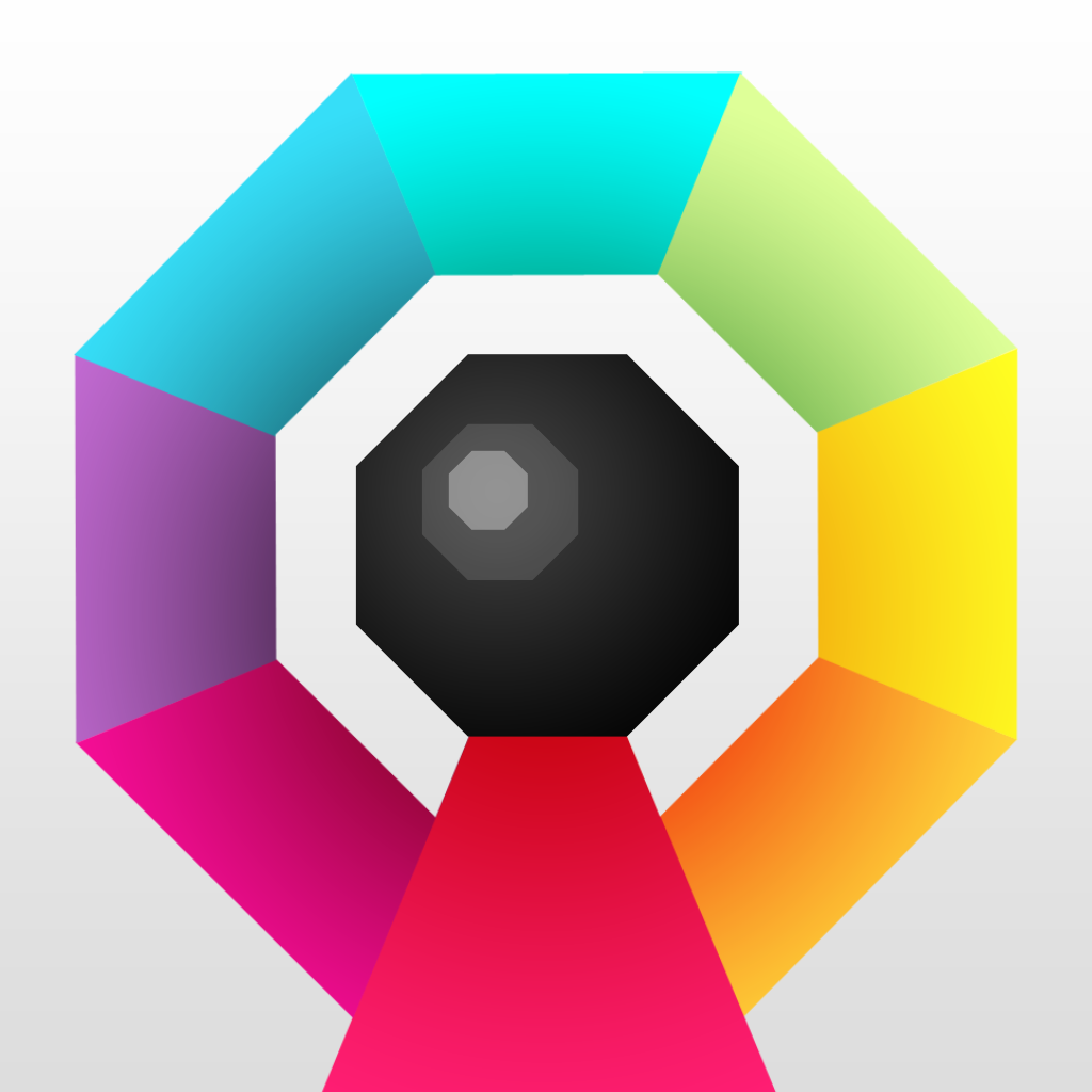 Octagon - A Minimal Arcade Game with Maximum Challenge by Lukas Korba icon